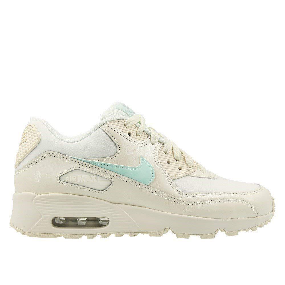 Nike Juniors Air Max 90 Mesh (GS) Sail Igloo 833340 107