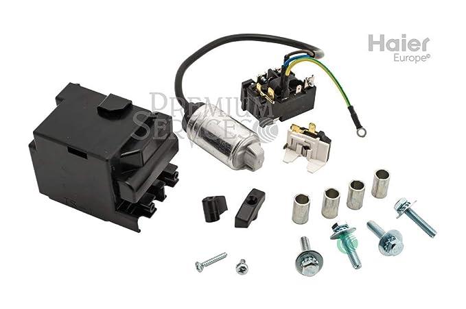 Pieza de repuesto original Haier: compresor para congelador ...