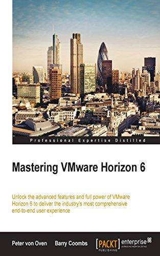Mastering VMware Horizon 6