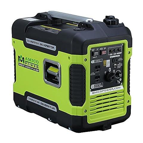 2000W Portable Sine Wave Generator 2kw Digital Inverter Generator (Portable 2000w Generator)