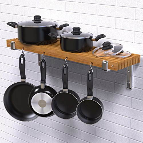 Vremi 15 Piece Nonstick Cookware Set; 2 Saucepans and 2 Dutch Ovens with Glass Lids, 2 Fry Pans and 5 Nonstick Cooking Utensils; Oven Safe by Vremi (Image #4)