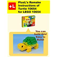 PlusL's Remake Instructions of Turtle 10654 for LEGO 10654: You can build the Turtle 10654 out of your own bricks!