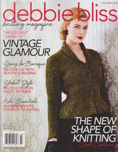 Debbie Bliss Knitting Magazine (Debbie Bliss Knitting Magazine Fall/Winter 2013)