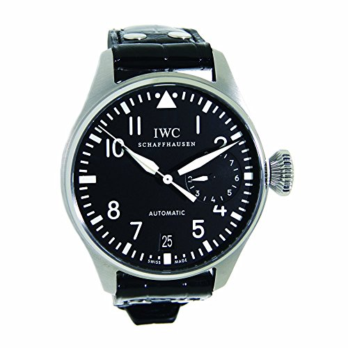 IWC Men's IW500401 Big Pilot Date Watch