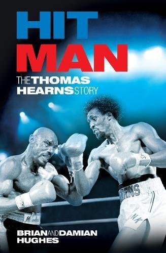 Read Online Hit Man: The Thomas Hearns Story ebook