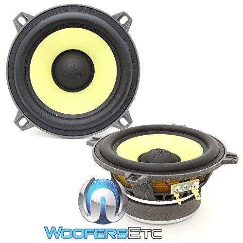 """Pair of Focal W/130KR 5.25"""" K2 Power Series 70W RMS Midrange Speakers"""