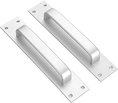 Polished Chrome Bifolding Door D Handle Pull Handle Pull Hinge Bi Folding slide