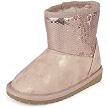 The Children's Place Kids' Fur Lined Fashion Boot