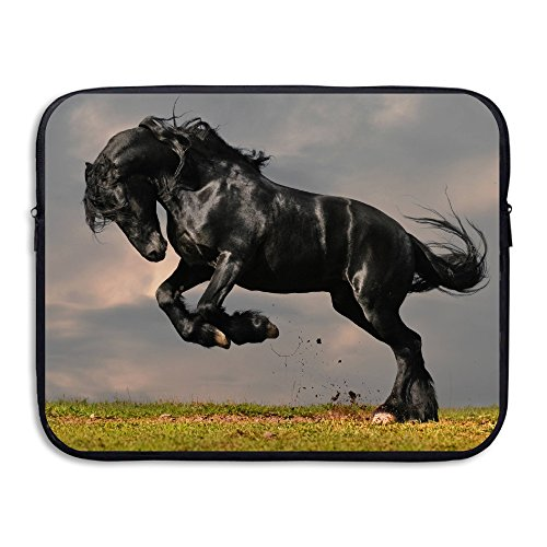 Bxse Horse Laptop Bag Liner Bag Computer Sleeve Portable Watertight Laptop Case Tablet Case Computer Accessories For Macbook Air - Sparrow Scarlet