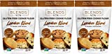 Premium GF Cookie Flour - Blends By Orly Gluten Free Flour - London Blend - Baking Flour for Cookies, Scones, and Biscuits 60ozs