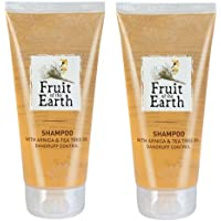 Modicare Fruit of The Earth Shampoo with Arnica and Tea Tree Oil (Pack of 2)