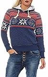 Norweger Hoodie, Sweater Damen