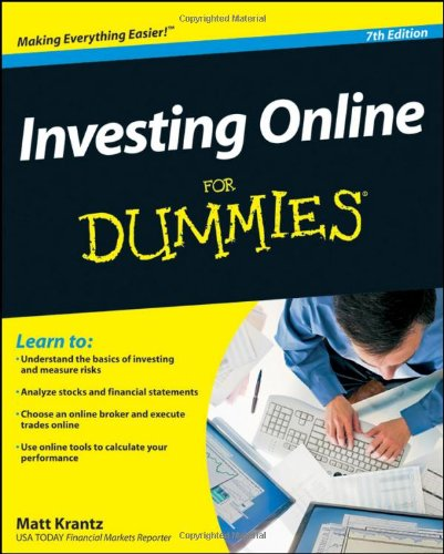 Download Investing Online For Dummies PDF