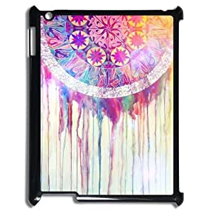 LZHCASE Diy Cover Custom Case Dream Catcher For IPad 2,3,4 [Pattern-1]