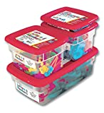 Educational Insights AlphaMagnets- Multicolored Uppercase (Set of 42)