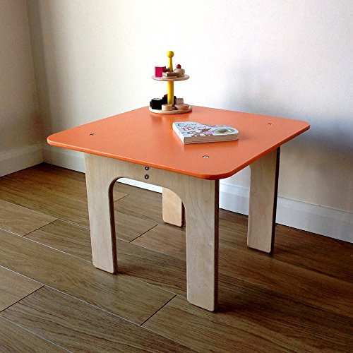 Handmade Children's Table. Available in a choice of colours (suitable to match any of our Piggl chairs)