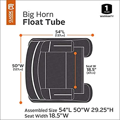 Classic Accessories Bighorn Inflatable Fishing Float Tube