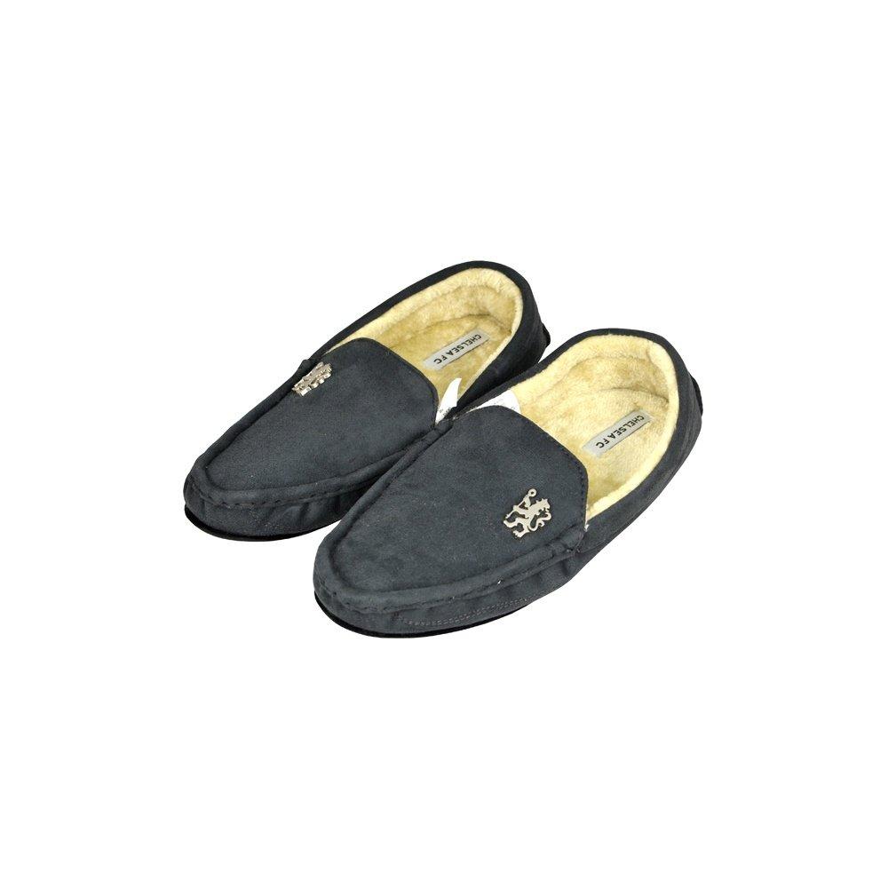UK Size - 7-8 Chelsea F.C - GIFT Ladies Slippers