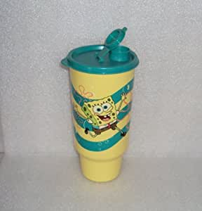 Tupperware de Bob Esponja on-the-Go vaso