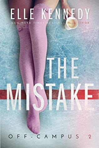 book cover of   The Mistake