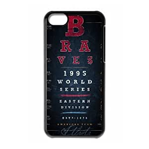 Tyquin Atlanta Braves 20 Fathers Day Promo IPhone 5C Case, [Black]