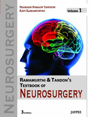 Ramamurthi And Tandon's Textbook of Neurosurgery (3 volumes set)
