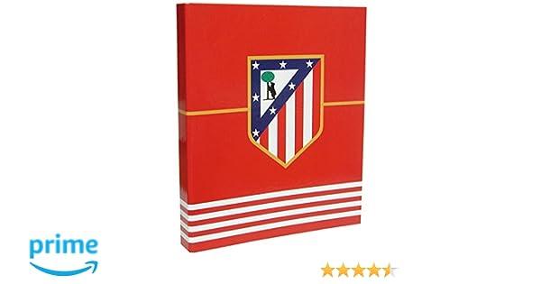 Atletico de Madrid - Archivador 4 Anillas (CYP Imports CA-03-ATL ...
