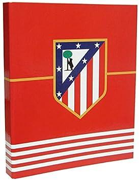 Atletico de Madrid Archivador 4 Anillas (CYP Imports CA-03-ATL): Amazon.es: Juguetes y juegos