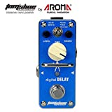 Digital Delay Echo Delay (holiday season promotion) by Michael Angelo Batio signature guitar effect pedal from Aroma Music brand Tom\'sline Engineering