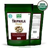 Organic Triphala Powder 8 Oz 1/2lb. USDA Organic. Premium Grade - HerbsIndia