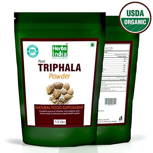 Organic Triphala Pow…
