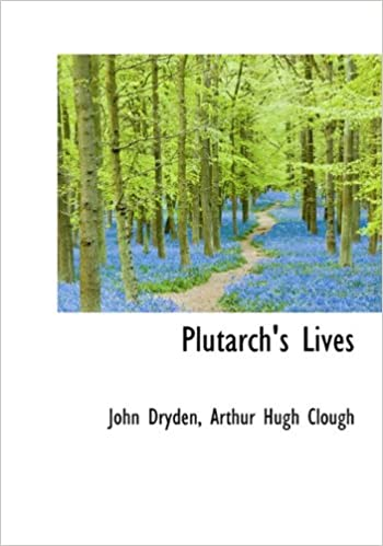 Book Plutarch's Lives