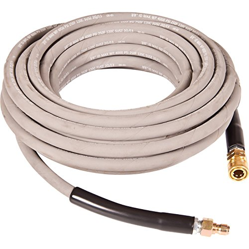 NorthStar Nonmarking Pressure Washer Hose - 4000 PSI, 50ft. x 3/8in., Model# 989401980 Northstar Accessories