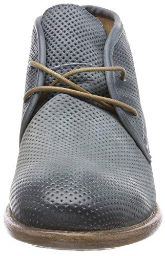 Mjus Herren 317208-0201-6365 Desert Boots Blau (surf)
