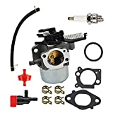 pressure washer fuel line - mdiarc Carburetor Fuel Line Fuel Filter Gasket Kit for Briggs & Stratton 796608 111000 11P000 121000 12Q000 Engines 2700Psi 3000Psi Troy-Bilt Pressure Washer 7.75Hp 8.75Hp 594287 799248