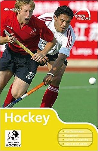 Hockey Know The Game Amazon Co Uk England Hockey 9780713678987
