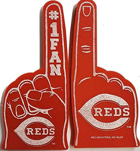 - MLB Cincinnati Reds Foam Finger