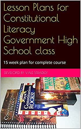 Amazon.com: Lesson Plans for Constitutional Literacy Government ...