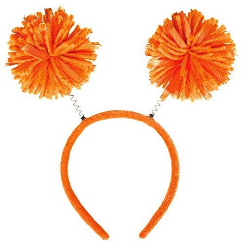 Pom Pom Costumes - Amscan Pom Pom Headbopper, Party Accessory,