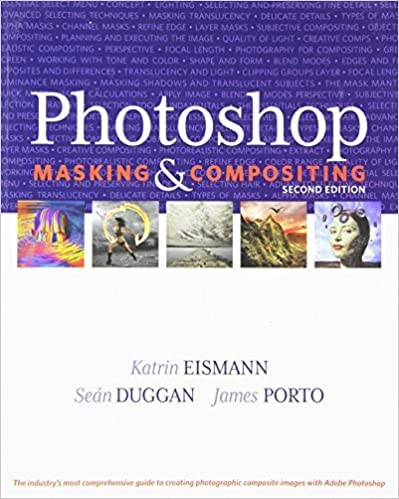 Book Photoshop Masking & Compositing (2nd Edition) (Voices That Matter) by Katrin Eismann (2012-09-03)