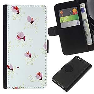 All Phone Most Case / Oferta Especial Cáscara Funda de cuero Monedero Cubierta de proteccion Caso / Wallet Case for Apple Iphone 5C // Grey Yellow Gold Minimalist Pattern