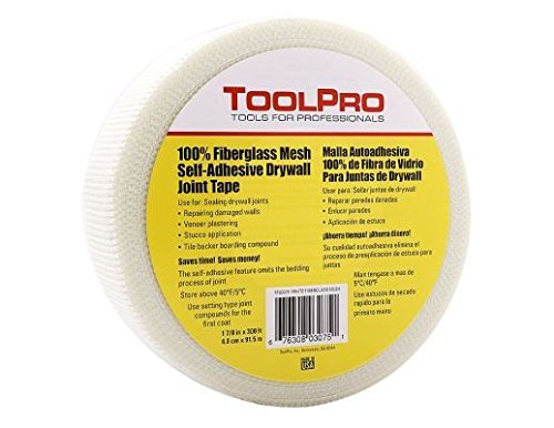 ToolPro Drywall Mesh Tape -White 300