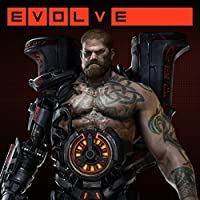 Evolve - Torvald  - PS4 [Digital Code]