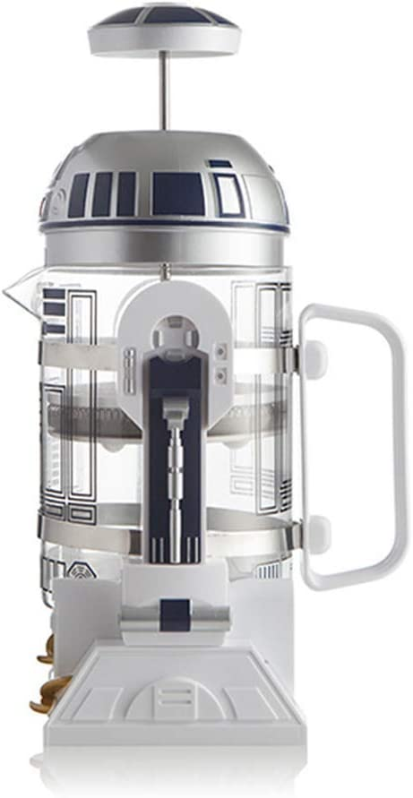 Máquina de café Prensa francesa Robótica Hogar Mini máquina de ...