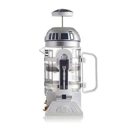 Máquina de café Prensa francesa Robótica Hogar Mini máquina ...