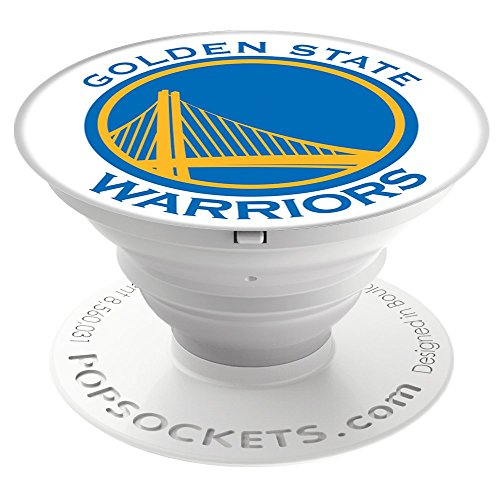 PopSockets: Collapsible Grip & Stand for Phones and Tablets - Golden State Warriors
