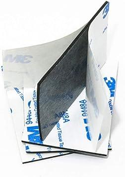 Quadrati E Cuscinetti Adesivi In Schiuma Rotonda Nastro Di Montaggio Per Pareti E Pavimenti 50 Pcs Biadesivo Adesivo Nastro Porte Metalli O Telefoni DIY Occhiali 4 cm Adesivo Resistente White