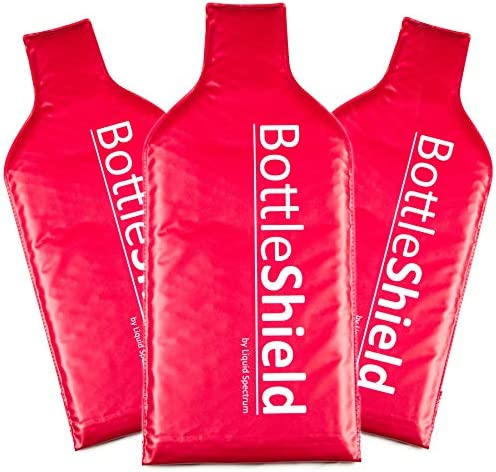 Reusable Protector Travel Bottle Shield product image