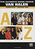 The Ultimate Song Pages Van Halen: A To Z Gtr Tab