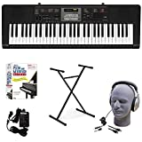 Best Piano Keyboards - Casio CTK-2090 EDP Educational Keyboard Pack with Power Review
